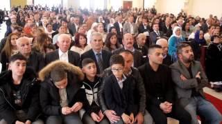 Download PARİS'TE KELDANİ KİLİSESİ SAİNT-JEAN APOTRE 'DE PASKALYA AYİNİ Video