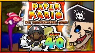 Download Paper Mario The Thousand Year Door w/ @PKSparkxx! - Part 40 | ″THROW THAT SHADE!″ (VS Cortez!) Video