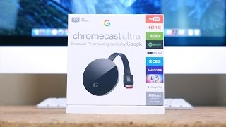 Download Chromecast Ultra Unboxing, Setup and Demo with Google Home Video