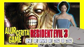 Resident Evil HD Remaster Speed Run 1:24:04 PS4 Jill RE3 Nemesis