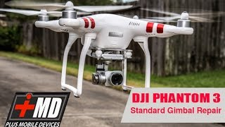 Download DJI Phantom3 Standard Gimbal repair Video