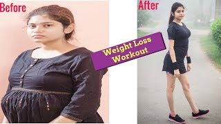 Download 7 Min Weight Loss Workout at Home | Beginners Special | FAT BURNING No Equipment Video