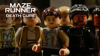 Download Maze Runner: The Death Cure | Lego Trailer | 20th Century FOX Video