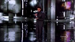 Download Canada's Walk Of Fame 2014 The Weeknd receives the Allan Slaight award on TV!! Video