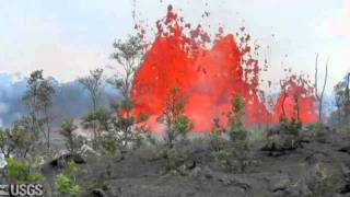 Download Hawaii Volcano - 2011 Kamoamoa fissure eruption, six months later Video