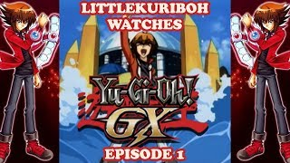 Download LittleKuriboh Watches YGO GX - Episode 1 Video