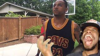 Download IM CRYING!! @BdotAdot5 NBA IMPRESSIONS COMPILATION REACTION Video