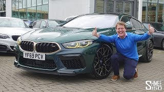 Download Collecting the New BMW M8 Gran Coupe 1 of 8! Video