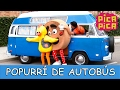 Download Pica Pica - Popurrí de Autobús (Videoclip Oficial) - English Pitinglish Video