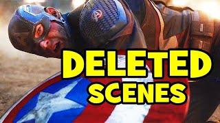 Download Avengers Endgame - 28 DELETED & FAKE Scenes Video