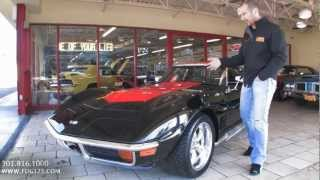 Download 425hp 1972 Chevrolet Corvette Baldwin Motion for sale with test drive, walk through video Video