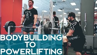Download Bodybuilding To Powerlifting | Steve Cook & Layne Norton | Ep. 18 Video