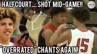 Download ″OVERRATED″ Julian Newman HITS HALFCOURT SHOT MID-GAME AND FORCES OVERTIME!! 30 POINTS & 7 THREES! Video