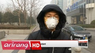 Download China's 'smog refugees' flee capital for clean air Video