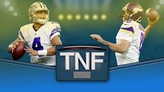 Download Thursday Night Football Is Actually Good: Cowboys at Vikings Video