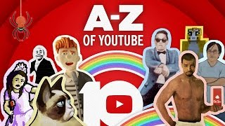 Download The A-Z of YouTube: Celebrating 10 Years Video