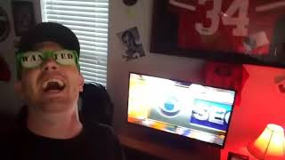 Download FLORIDA BEATS TENNESSEE FAN REACTION HAIL MARY Video