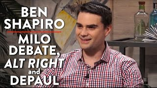 Download Ben Shapiro on the Milo Debate, the Alt Right, and DePaul (Part 2) Video