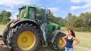 Download Saving Bales And Old Equipment Video