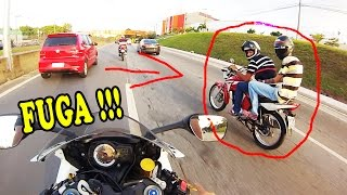 Download DEI FUGA MESMO E COM A MINA NA GARUPA NÃO VOU PAGAR PRA VER ... Video
