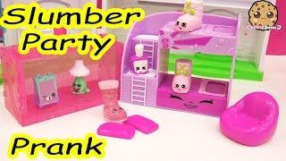 Download Slumber Party Pillow Prank Play Video of Shopkins Season 5 Exclusives , Cookieswirlc Video