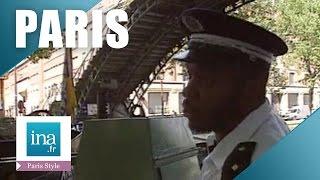 Download L'éclusier du canal Saint-Martin | Archive INA Video