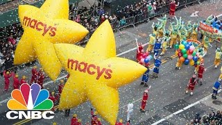 Download The Man Behind Macy's Thanksgiving Day Parade   Power Lunch   CNBC Video