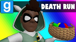 Download Gmod Deathrun Funny Moments - Easter Map! (Garry's Mod) Video