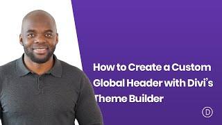 Download How to Create a Custom Global Header with Divi's Theme Builder Video