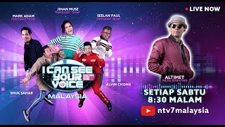 Download [LIVE] I Can See Your Voice Malaysia Minggu 12 bersama Altimet ! | #ICSYVMY Video