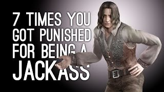 Download 7 Times You Got Punished for Needlessly Being a Jackass Video