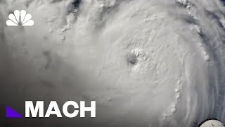Download How Florence Became A Category 4 Storm | Mach | NBC News Video