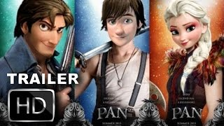 Download PAN (2015) - Animated CGI Trailer HD Video