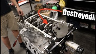 Download Damage Revealed! The cowmaro's BLOWN ENGINE! Video