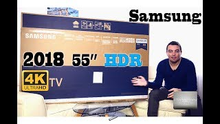 Download 2018 4K Samsung 55inch 138cm HDR TV Quad Core Ultra HD FULL REVIEW Video