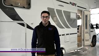 Download Autocaravana perfilada Pilote Pacific 706 GJ. Video