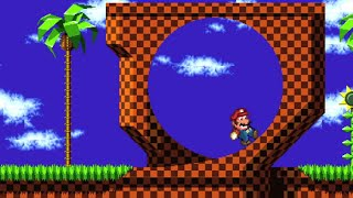Download Mario vs. Green Hill Zone Video