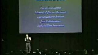 Download Macworld Boston 1997-The Microsoft Deal Video