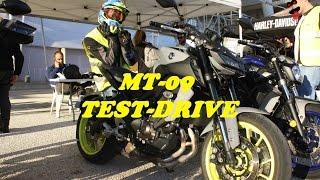 Download Yamaha MT-09 2017 | Test ride & Review | FIQUEI MALUCO - PT Video