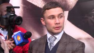 Download CARL FRAMPTON SPEAKS TO THE MEDIA ABOUT HIS REMATCH WITH LEO SANTA CRUZ!! Video