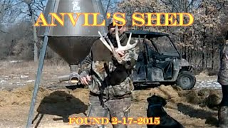Download A Very Busy Night In 5 min & Anvil's Shed Found. 2-17-2015 Video