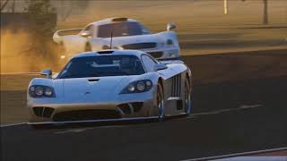 Download Racing with Cool gray car (for kids) Video