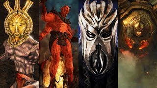 Download The Elder Scrolls | All Main Themes | Mashup Video