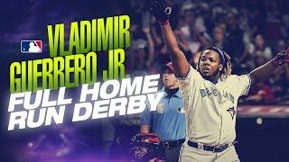 Download Vlad Jr's 2019 Home Run Derby Highlights Video