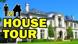 Download HOUSE TOUR !!! - Man Vs House Episode #8 Video
