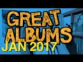 Download GREAT ALBUMS: January 2017 Video
