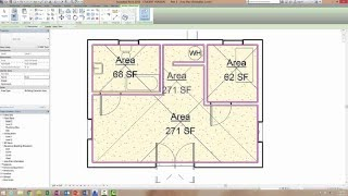 Download Beginner Tutorial 7 - Autodesk Revit 2016 - Area Plans and Basic Dimension Creation Video