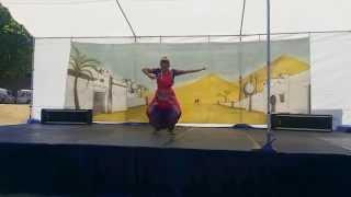Download Supriya- Mahishasurmardini Bharatanatyam performance Video