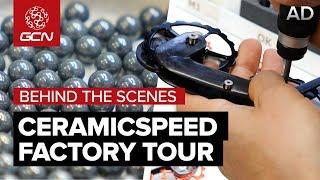 Download Behind The Scenes At CeramicSpeed   Bearings, Jockey Wheels & Super Fast Chains Video