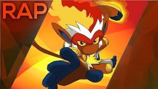 Download Rap de Infernape EN ESPAÑOL (Pokemon) - Shisui :D - Rap tributo n° 44 Video